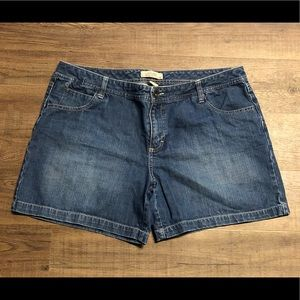 🖤 SALE! Natural Reflections Blue Jean Shorts